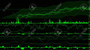Line Chart Of Stock Market Investment Trading Stock Analyzing