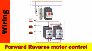 how to wire forward reverse motor control and power circuit how to wire forward reverse motor control and power circuit