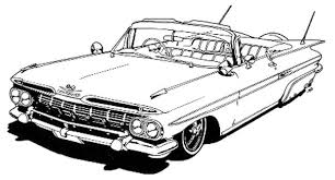 Small Picture Lowrider Coloring Pages Bestofcoloringcom
