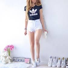 adidas girls. adidas, clothes, fashion, girls, hair adidas girls