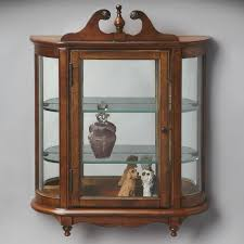 wall mounted curio display cabinet 45 with wall mounted curio display cabinet