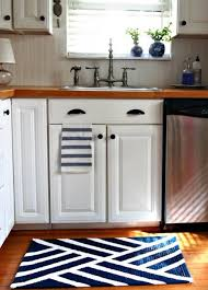 kitchen rug runners chevron pattern rug by area rugs lowes for