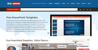 8 Websites For Amazing Presentation Templates