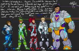 Nk Armor Chart By Rrproani On Deviantart Knight Art