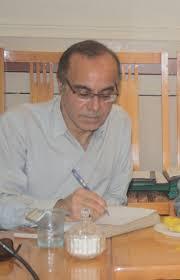 Image result for ابراهیم احمدی سردبیر پیام اوز