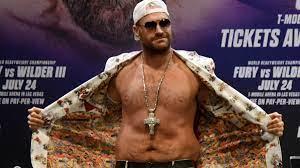 """Boxen: Kampfansage von Tyson Fury: """"Ich ..."""