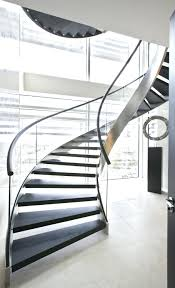... Spiral Steps Design Architecture Contemporary Homes With Metal Spiral  Staircase Home Improvement Home Improvement Loans Michigan ...