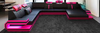 Luxus Designer Couch Cherry