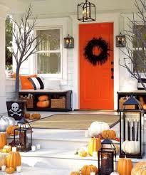 front door decorating ideascutehalloweenfrontdoordecorideas