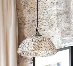 mercury glass pendant lights antique mercury glass pendant lights