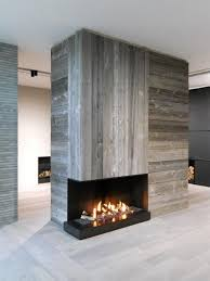 home dzine diy reclaimed style reclaimed wood fireplace surround