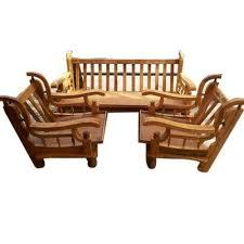 brown wooden sofa set rs 18000 set