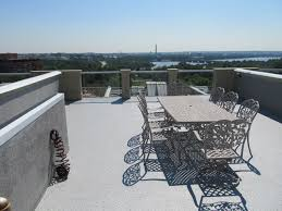 roof deck furniture. Flooring Solutions For Roof Decks - Rooftop Deck With View Of City Furniture G