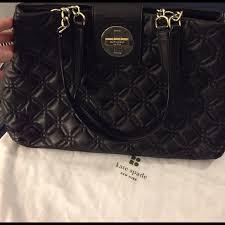 78% off kate spade Handbags - Kate Spade Astor Court Elena Quilted ... & Kate Spade Astor Court Elena Quilted Leather Bag Adamdwight.com