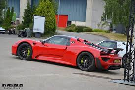 porsche 918 spyder white and red. red porsche 918 spyder white and
