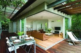 Image Garden Alt Hipages 10 Best Indooroutdoor Spaces Hipagescomau