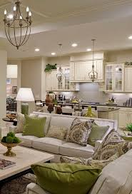 living spaces home furniture. sanibel model living room kitchen layout spaces home furniture g
