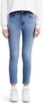 <b>Levi's</b> Women's <b>721 High Rise</b> Skinny Ankle Jeans at Amazon ...