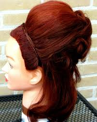 Trendy Haar Venlo Bohemien Half Up Trendy Hairfashion For Bridal