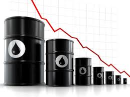 Image result for Crude Oil Drops From $46 to $43.90 per Barrel