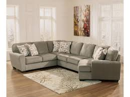 Ashley furniture sectional couches Cuddler Ashley Furniture Patola Park Patina 4piece Small Sectional With Right Cuddler Van Hill Furniture Ashley Furniture Patola Park Patina 4piece Small Sectional With