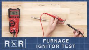 lennox furnace ignitor. lennox # 80m29 - continuity test (gas furnace ignitor) ignitor