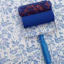 Patterned Paint Rollers Classy Patterned Paint Roller OddGifts