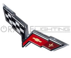 Chevy Corvette C6 Illuminated Emblem – ORACLE Lighting