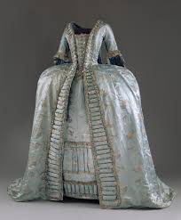 eighteenth century european dress essay heilbrunn timeline of robe a la francaise
