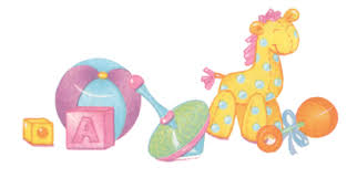 Image result for clip art baby toys
