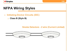 back to basics class b style 4 fire alarm wiring at Fire Alarm Wiring Diagrams Styles