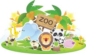 zoo animal clipart cute.  Zoo Zoo Cute Vector To Animal Clipart B