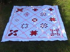 Stratavarious Quilt http://www.amazon.com/StrataVarious-Quilts ... & Finished Star Quilt from Sew Me Something Good Adamdwight.com