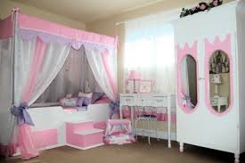 ideas charming bedroom furniture design. Interesting Yellow Accents Wall Painted Of Modern Girl Bedroom Design With Delightful Pink Canopy Bed And White Fabric Curtain Ideas. Furniture Ideas Charming E