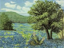 For Auction: Frances Richter (TX,20C) oil painting (#0325) on Jun ...