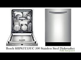 bosch dishwasher shp65t55uc.  Shp65t55uc Bosch Stainless Steel Dishwasher  SHP65T55UC 500  And Shp65t55uc S