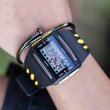 men s multi functional style rubber led digital wrist watch black men s multi functional style rubber led digital wrist watch black larger pic