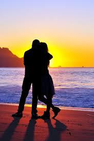 couple kissing hugging love man