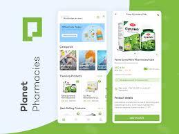 Order Details Ui Design Order Medicine Online Application Design Application