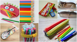 23 fun and easy diy pencil case tutorials to make for your kids