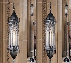 gothic lantern lighting. Gothic Lantern Lighting. Aberdeen Manor Floor Lamp The Green Head With Regard To Lighting N
