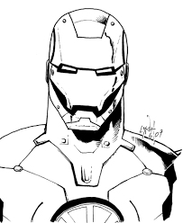 Small Picture Iron Man Coloring Pages pssucai
