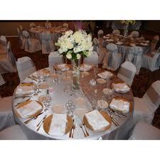 shinny tablecloth