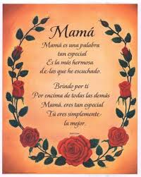 valentines day quotes for friends and family in spanish. Simple Friends Poems For Mom In Spanish And English  Google Search Throughout Valentines Day Quotes For Friends And Family In Spanish T