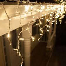 Twinkle Icicle Led Lights Pin On Bedroom String Lights