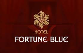 Hotel Fortune Blue Our Work Logo