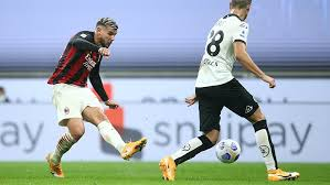 Here on sofascore livescore you can find all spezia vs milan previous results sorted. Highlights Ac Milan 3 0 Spezia Serie A Tim 2020 2021 Ac Milan