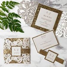 Make Your Invitation How To Make An Invitation Belly Band Imagine Diy