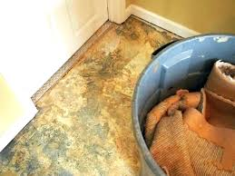 how to remove glued carpet how to remove glue from concrete removing tile from concrete floor