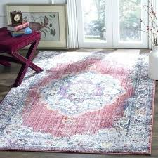 pink and white rug pink and grey rug bohemian pink grey polyester area rug pink grey